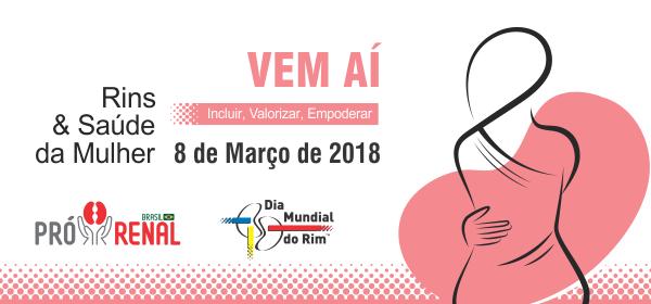 Dia Mundial do Rim: Rins e Saúde da Mulher